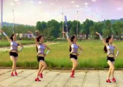 梅梅翠翠广场舞忧怨的舞娘 正面背面舞蹈视频
