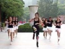 凤凰香香广场舞小眼睛的姑娘正反面含教学