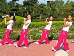 舞动旋律2007健身队广场舞宝贝再来一次 爵士舞