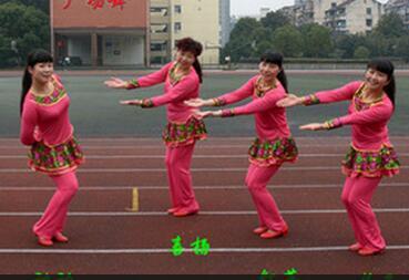 动动广场舞吉祥中国年