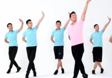 王廣成廣場舞明明白白我的心含教學 2016健身舞廣場舞