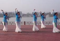 安徽綠茶飛舞廣場舞如懿傳正背面演示教學