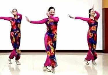 王梅广场舞《情歌》视频及舞曲下载