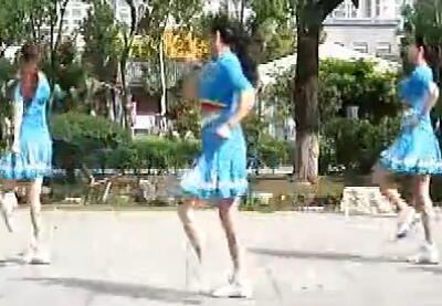 刘荣广场舞《马上有人爱》教学视频下载