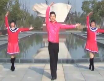 三百六十五个祝福(开年舞) 楠楠广场舞