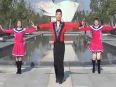 楠楠广场舞—旧的不去新的不来 新年恰恰