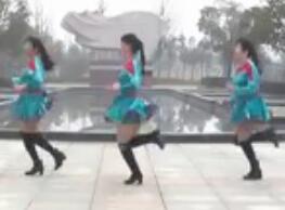 动动广场舞《鸡年大吉咯咯哒》 动青丽萍合作版含教