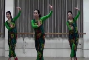刘荣广场舞《爱要有你才幸福》原创附教学