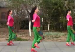 刘荣广场舞《红火中国年》