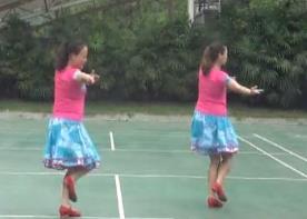 重庆叶子广场舞《千年丝路》附视频下载