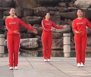 预约 茉莉广场舞  原创入门排舞附教学