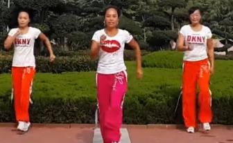 舞动旋律2007健身队《发芽舞》原创