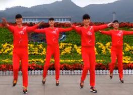 吉美广场舞原创《童话般的爱》现代舞 附教学
