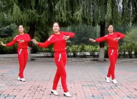 云裳廣場舞《玫瑰花兒香》