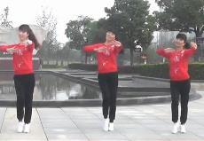 动动广场舞《维西谣》云南傈僳族健身操 圆圈舞