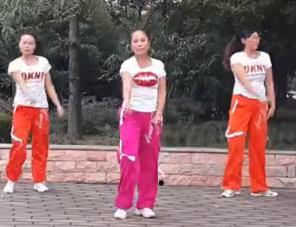 舞动旋律2007健身队《C哩C哩》原创307