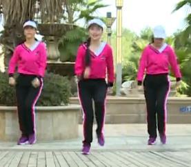 杨丽萍广场舞《请你到平南来做客》原创动感健身操