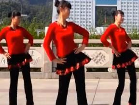 吉美广场舞《别哭了宝贝》原创排舞 附教学