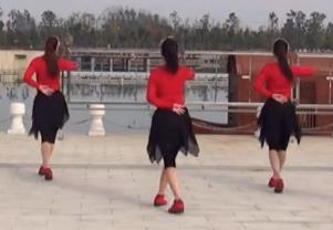 美久广场舞《我不是那种随便的人》原创流行舞附导师