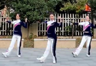 刘荣广场舞《最美的情缘》MP4下载