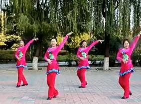 云裳廣場舞《把你寵壞》肖肖老師原創健身舞附教學