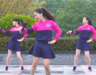 茉莉廣場舞DJ《舞動寧波》原創現代舞 寧波人的舞