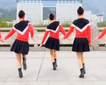 吉美广场舞《桂花香》附教学