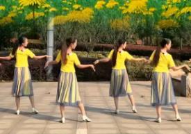 春英广场舞 梦幻满归 正背面教学 MP4视频下载