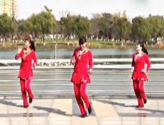 青儿广场舞《草原情》原创民族健身舞 演唱:莫日根
