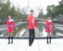 楠楠广场舞—跟我一起飞(原创流行现代舞附教学)舞曲视频下载