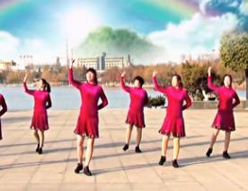 青兒廣場舞《等風等雨我等你》含視頻和舞曲下載