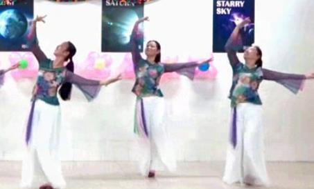微风细雨 苏州盛泽雨夜广场舞 附舞曲和视频下载