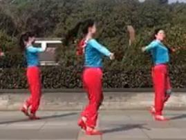 茉莉廣場舞《狗年大吉旺旺旺》原創賀歲片 歌手成泉