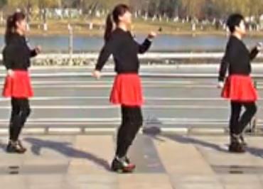 青兒廣場舞 原創全民健身廣場舞《我想去旅行》