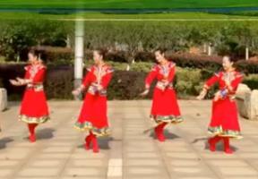 春英广场舞【永远的赞歌】舞曲和视频下载