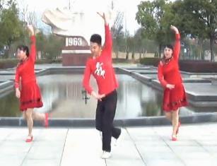楠楠广场舞——山里红