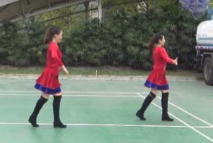 重庆叶子广场舞《冰河时代》含分解教学和MP4视频下载
