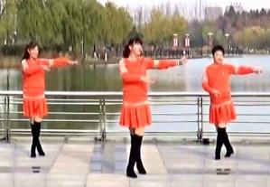 《我的东台我爱你》青儿广场舞 MP4视频下载