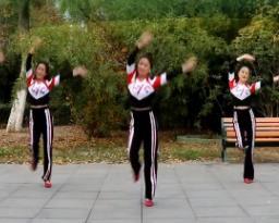 l刘荣广场舞《中国人民有信仰》原创付教学