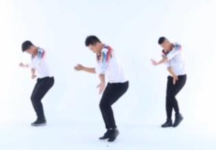 王廣成廣場舞《與你共舞》附教學