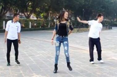 凤凰香香广场舞《你好毒》