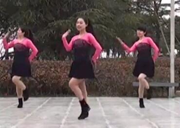 茉莉广场舞《这一首旧情歌》原创活泼轻快
