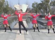 楠楠广场舞 想起你心里就暖暖的 含背面动作分解教