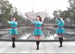 动动广场舞《丽江恋》曾雨轩 原创含教学