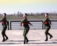 応子廣場舞《給青春理個短頭發》附教學
