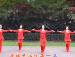 重庆叶子广场舞 愿 恰恰舞