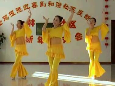 《菩提梵唱》塔河蓉兒廣場舞 附舞曲和視頻下載