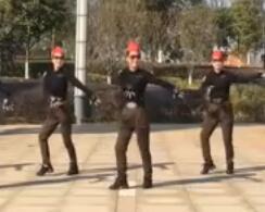 春英广场舞 水兵舞 爱的思念 含背面动作分解教学
