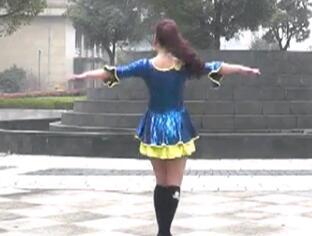 动动广场舞 我爱的姑娘在草原 初级入门