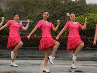 茉莉广场舞北半球的爱